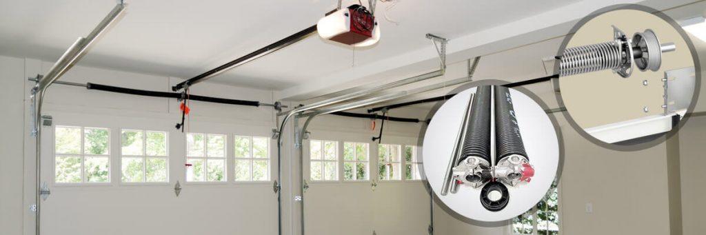 Garage Door Springs Repair Langley